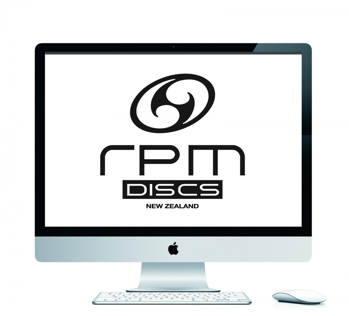 RPM Discs Logo