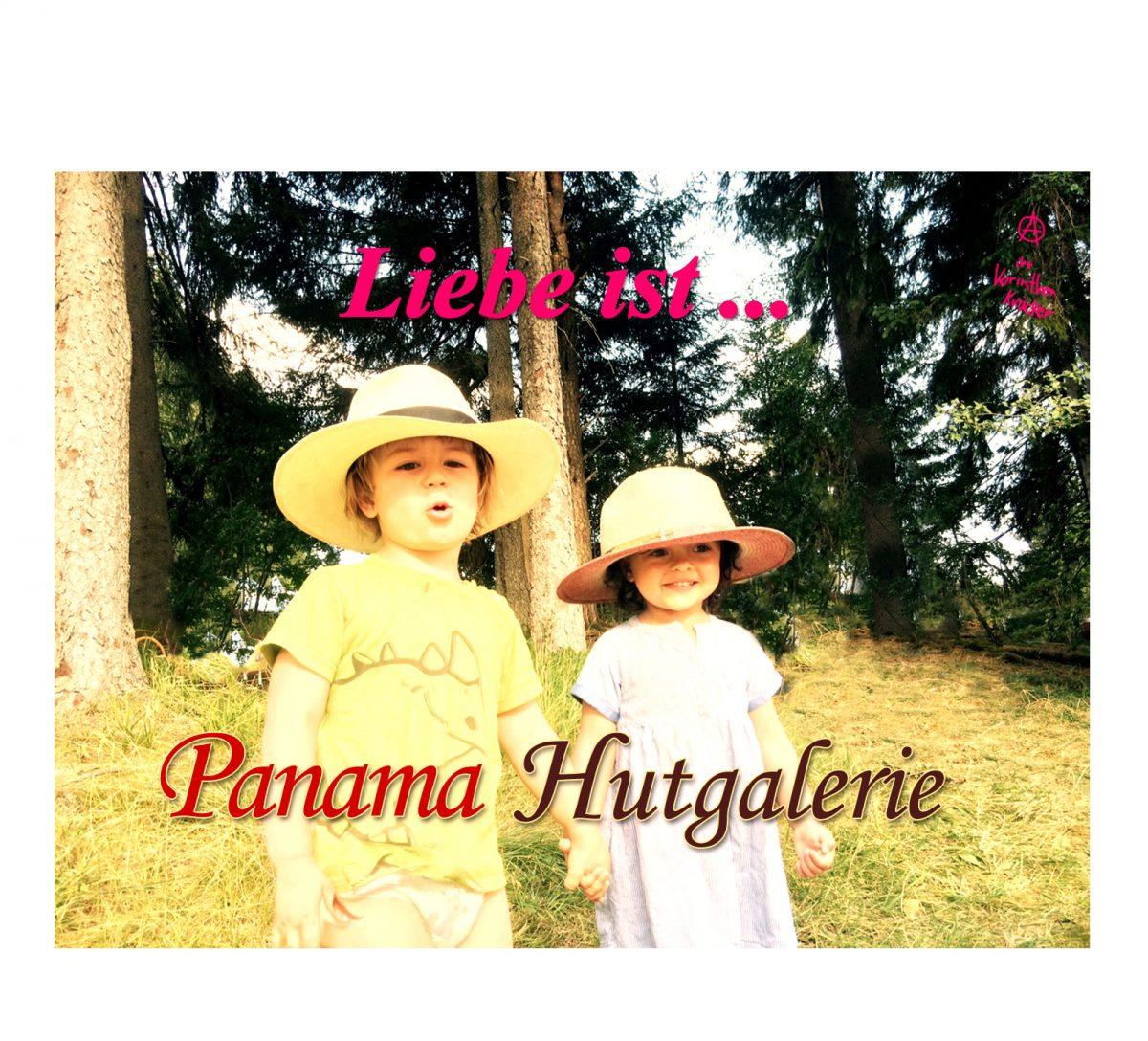 Panama Hutgalerie Postcards